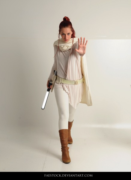 Jedi stock pose reference 25 by faestock d88nsv4